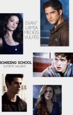 Boarding School by supremewalkers