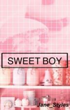 ❀ Sweet boy ❀ [L.S. AU] by Jane_Styles