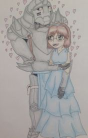 Beauty and the Armor- Alphonse x Reader by SmuggleMuffin