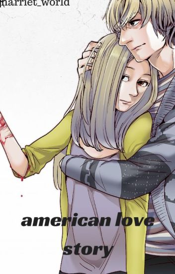 american love story [tate & violet]