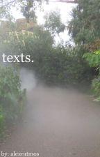 texts.   lashton by mukeshipcaptain