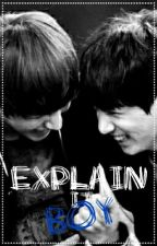 explain it boy «vkook. by Cochoflitsu