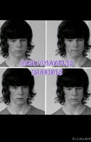Carl/Chandler Imagines
