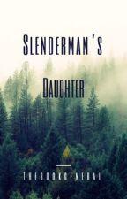 Slenderman's daughter by Herobrinebeliver