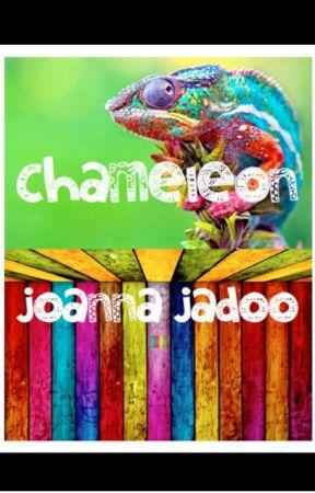 Chameleon by joannajadoo
