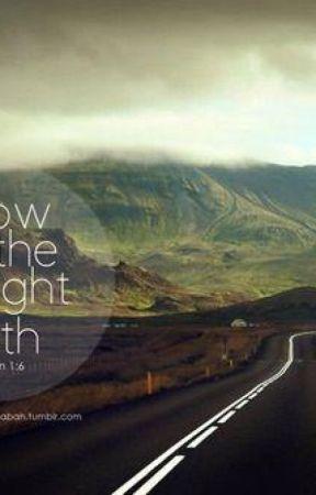The Straight Path by saraakhtar9699