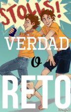 Verdad o Reto (PJO y HoO) by Domi1806