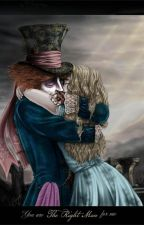 Come back to us... Alice x Hatter by Cool2s