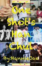 One Shot's Hanchul by ArrocitoFritoChino