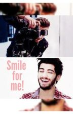 Smile for me!|Ziam Palik|OS. by xonlyziamx