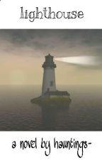 lighthouse by iinnocently