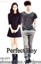 Perfect Boy by barleey