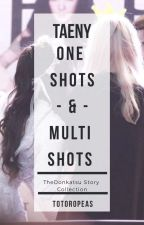 Collection of TaeNy Oneshots (TheDonkatsu Collection) by soneblinkluvie