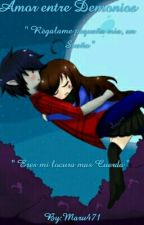 Amor entre Demonios...[Marshall Lee y Tu] by Maria_Ligai