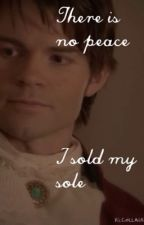 There is no peace (Elijah Mikaelson Fanfic) by Gilliess