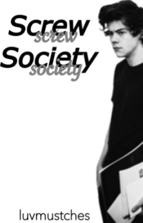 Screw Society | Larry Stylinson by luvmustaches