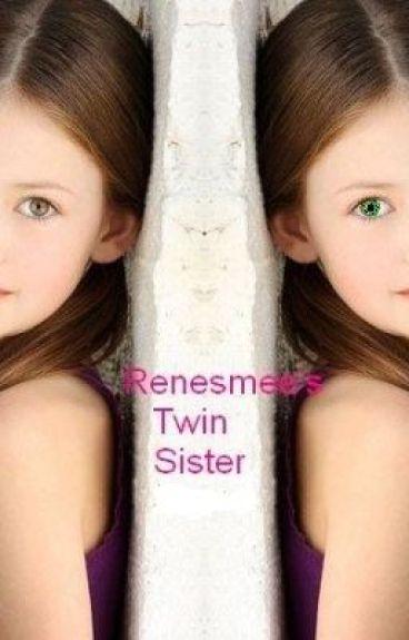 Renesmee's Twin Sister.