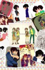 In Love With My Best Friend/ Teammate: HiroGo by aifosakina