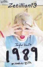 Taylor Swift 1989 by Zetillian13