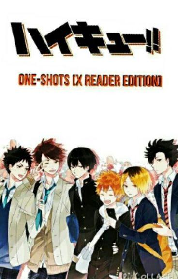 Haikyuu!! One-Shots [X Reader Edition]