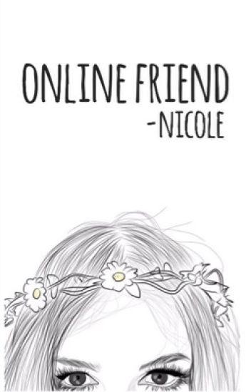 online friend | m.c