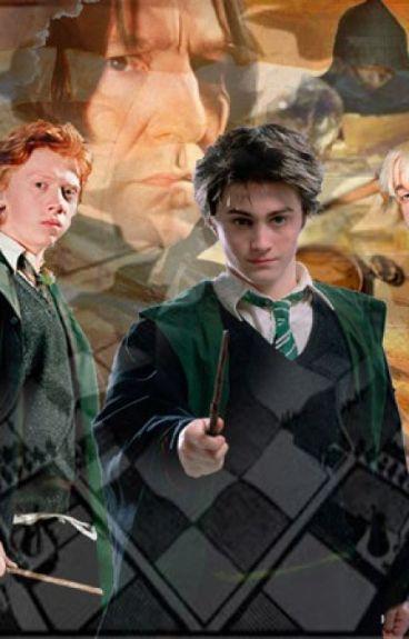 Темные волшебники.