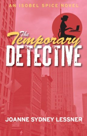 The Temporary Detective by JoanneSydneyLessner