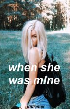 when she was mine ✿ erik drum by indiemer