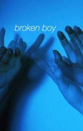 broken boy ❀ stiles stilinski by clausant