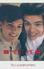 ✉ Meet Me// Larry Stylinson by LouisaimeHarry