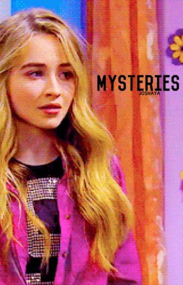 mysteries// joshaya