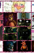 Ask my oc's and fnaf by _Babybonnie_