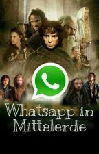 Whatsapp in Mittelerde by XxxMissFantasyxxX