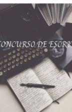 CONCURSO DE ESCRITA by 7black7words