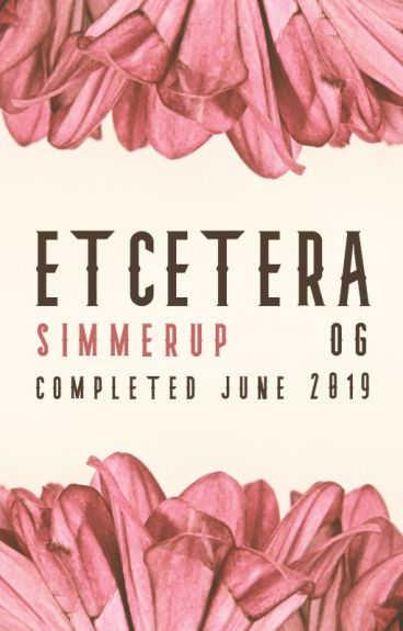 Etcetera by simmerup