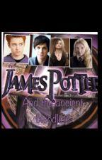 James potter and the ancient bloodline. (Book 1) by pigfartsmarauder