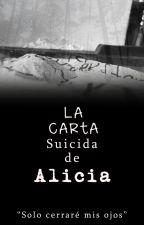 La Carta Suicida de Alicia by 5SOSElizabeth