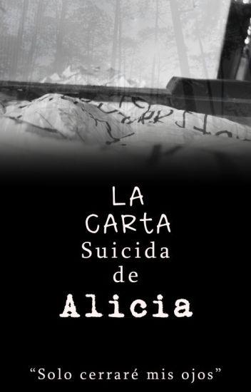 La Carta Suicida de Alicia