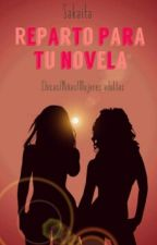 Reparto Femenino para tu novela by Sakaita