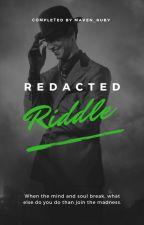 The Riddle ~Edward Nygma~ by Zane-Mickey
