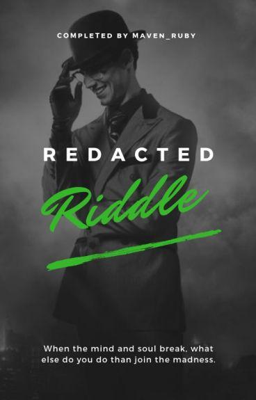 The Riddle ~Edward Nygma~