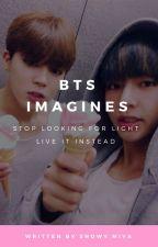 BTS IMAGINES [SU] by SnowyMiya