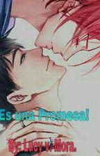 Es Una Promesa [SouRin] by LucyMora