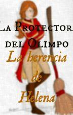 La Protectora del Olimpo II by MareCaso99