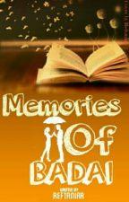MEMORIES OF BADAI (SLOW UPDATE'S) by reftaniar