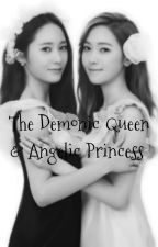 The Demonic Queen & AngelicPrincess ♥ by Ashshammy