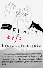 El hilo rojo. by ProsaInexistente