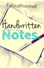 Handwritten Notes by falloutfromhell