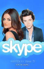 Skype// Finalizată by Anna-D