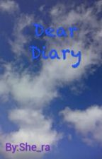 Dear Diary.... by Princess_Of_Power